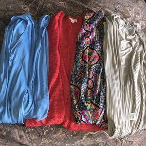 LuLaRoe Joy Vests